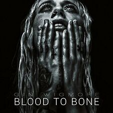 GIN WIGMORE Blood To Bone 2015 11-track digipak CD album NEW/SEALED