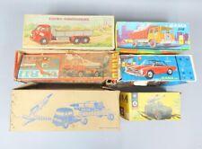 Originalkartons Blechspielzeug Schuco u.a. (K 87682)