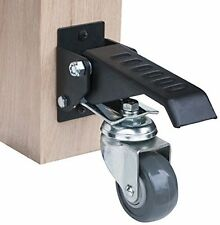 Heavy Duty Workbench Caster Kit to Move Workbench up to 400 lbs - Pack of 4