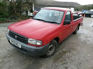 2001 Mazda B2500 - 2WD pickup truck - Good clean condition with MOT