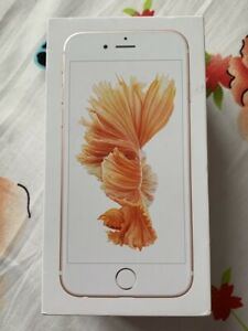 Apple iPhone 6s - 128GB - Rose Gold (Unlocked) - Apple Warranty July 2021