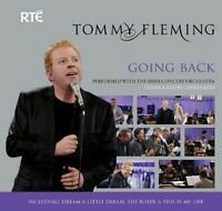 TOMMY FLEMING - GOING BACK CD RTE FREE UK SHIPIING