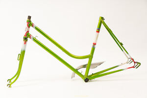 Vintage City Bicycle Frameset Womans Steel Bike Frame 53 cm