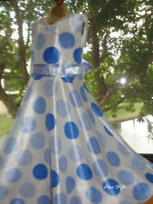 "Beautiful ""Perfectly Dresssed"" Easter party girl's dress in size 5"
