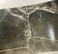 Photo Guerre 1914-18 Armancourt (Somme, 80), WW1 IIIe Armée.
