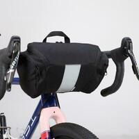 Bicycle Front Basket Bag Storage Bike Handlebar Hand Bag Cycling Multi-Function