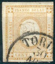 Italien, Mi.-Nr.3o, Torino, Michel 90€, feinst