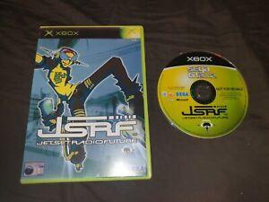 JET SET RADIO FUTURE + SEGA GT 2002 Microsoft Xbox Game