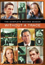 Without A Trace: The Complete Second Season [New DVD] Manufactured On Demand,