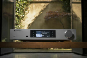Cambridge Audio CXN V2 luna grey,  << inkl. Tuning >>