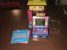 MY ARCADE MICRO PLAYER PORTABLE VIDEO GAME CONSOLE MS PACMAN NEW