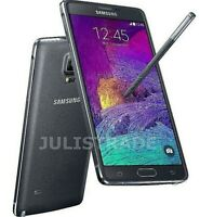 SAMSUNG GALAXY NOTE 4 SM-910F Unlocked 3gb 32gb Quad Core Android LTE Smartphone