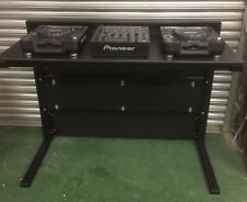 Dj Stand Deck Disco Table Pa Stands Desk Furniture Sound Cdj Mixer Carry Heavy