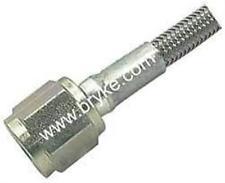 "18"" or 24"" -4 AN Straight Braided Brake Line hose IMCA"
