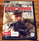 Code of Honor: The French Foreign Legion PC Game