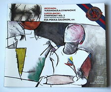 MESSIAEN / LUTOSLAWSKI.....ESA-PEKKA SALONEN.......2 CD