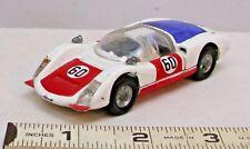 CORGI PORSCHE CARRERA 6 RACE CAR DIECAST MODEL
