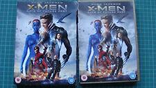 X-Men: Days of Future Past (DVD, 2014) Ian McKellen Hugh Jackman Patrick Stewart