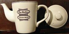 Tim Hortons Classic 2-Cup Coffee Tea Pot & Cup