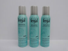 Fenjal Sensitive Deodorant Deo Spray 3x 150 ml