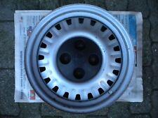 4 Stahlfelgen 5,5Jx14H2 Alfetta GTV FL. Alfa Fiat Lancia LK 4X98 !!! Rarität !!!