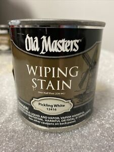 OLD MASTERS WIPING STAIN CHOICE 8 OZ CAN
