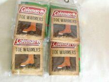 Coleman Toe Warmers, 4 in each pack, 4 packs total, 16 toe warmers New