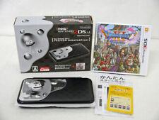 Nintendo 2DS LL XL Console System Dragon Quest Hagure Metal Edition JAPAN F/S