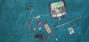 RC kit - Flysky FS-i6 6 Ch controller,Receiver,Servo,Shaft,prop,brushless Motor