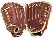 "LHT Lefty Louisville Slugger FG25BG6-1275 12.75/"" 125 Series Softball Glove New!"