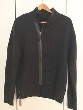 FIRETRAP / Pullover / 100% Wolle / grau / Medium M - selten