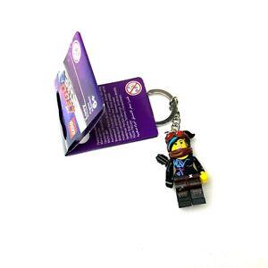 LEGO Movie Lucy Wyldstyle Mini Figure Keychain New Backpack Charm