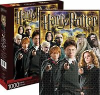 Harry Potter Collage 1000 Teile Puzzle 690mm x 510mm (NM)