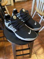 Nike Air Presto Mesh Black Grey White Size 10 Off-White Virgil Abloh Offwhite