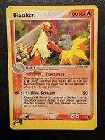 3/109   Blaziken HOLO Swirl   EX-R&S   Pokemon Card   Near Mint