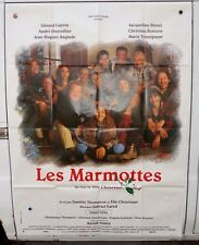 LES MARMOTTES - AFFICHE CINEMA MOVIE POSTER 120X160