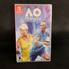 AO Tennis 2 (Nintendo Switch) BRAND NEW / Region Free