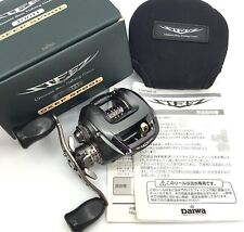 Daiwa STEEZ 100H DEEP SPOOL Right Handed Baitcasting Reel<Excellent++>From JAPAN