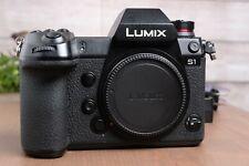 Panasonic LUMIX S1 DC-S1 4K Full Frame Mirrorless 24.2MP Camera with V-LOG