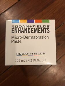 Rodan and Fields Enhancement Micro Dermabration Paste 125ml , Brand & New Sealed