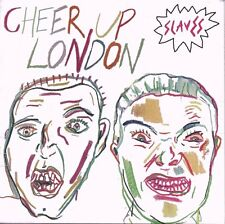 """SLAVES - CHEER UP LONDON / WHY WOULD YOU? 7"""" VINYL SINGLE (2015)"""