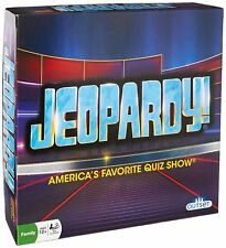 Outset Media Jeopardy Quiz Show Game New
