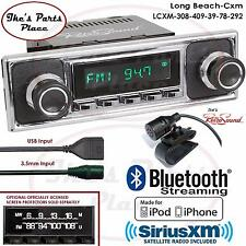 RetroSound Long Beach-CXM Radio/BlueTooth/iPod/USB/RDS/3.5mm AUX-In-308-409-BMW