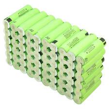 Li-Ion Lithium-Ion AkkuPack 10S6P Panasonic NCR18650PF Zellen 36V 17400mAh