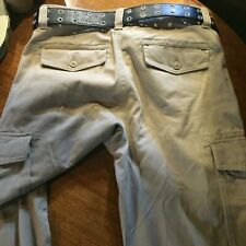 OLD NAVY cargo pants, size 32