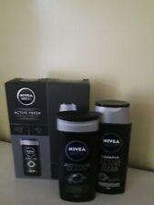 Nivea Men Active Fresh Essential Shower Kit