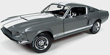 1967 Shelby GT350 GRAY 1:18 Autoworld 1060