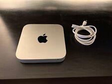 Apple Mac mini Late 2012 Intel i5 2.5GHz 16GB 750GB hard drive  os Catalina