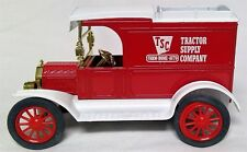Ertl Replica Ford 1913 Model T Tractor Supply Company in Red