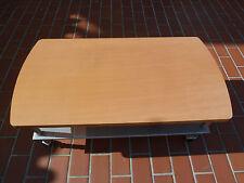 Hülsta Now1 Phono Tisch  mit Gebrauchsspuren, siehe zahlreiche Bilder.